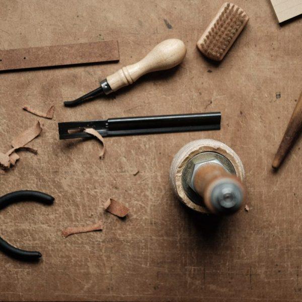 Arbejdsbord-værkstøj