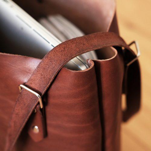 læder-taske-brun